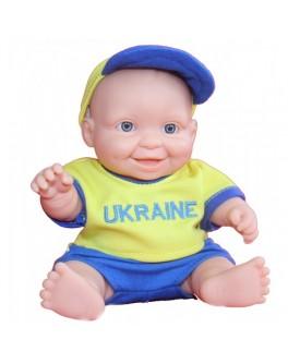 Пупс в форме сборной Украины (12-117) Paola Reina - kklab 12-117