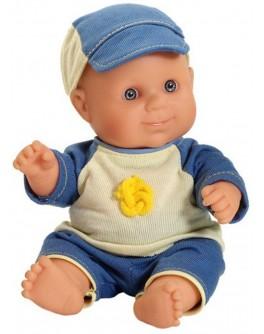 Кукла-пупс мальчик осень-зима (01117) Paola Reina - kklab 01117