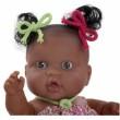 Кукла-пупс мулатка, 22 см (01102) Paola Reina - kklab 01102
