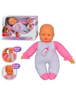 """Пупс  """"Малыш хихикающий"""", 35 см, мягкотелый, """"FALCA"""" /Испания/ - mpl 43252"""