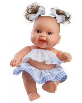 Кукла-пупс Paola Reina девочка европейка Берта 22 см (00112) - kklab 00112