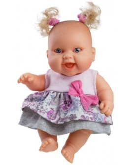 Кукла-пупс Paola Reina девочка европейка Люсия 22 см (00121) - kklab 00121