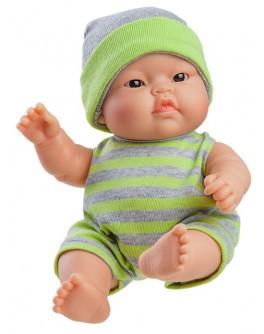 Кукла-пупс Paola Reina мальчик азиат Лукас 22 см (00110) - kklab 00110
