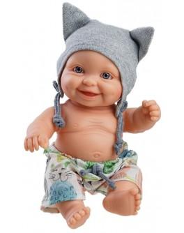 Кукла-пупс Paola Reina мальчик европеец Грег 22 см (00114) - kklab 00114