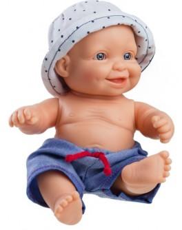 Кукла-пупс Paola Reina мальчик европеец Тео 22 см (00120) - kklab 00120