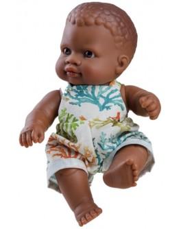 Кукла-пупс Paola Reina мальчик мулат Олма 22 см (00118) - kklab 00118