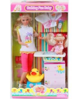 Кукла Susy с ребёнком (2934) - ves 2934