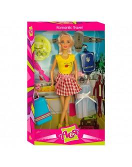 Кукла Ася с набором Романтическое путешествие 28 см (35042) - ves 35042