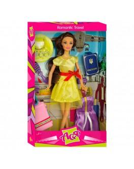 Кукла Ася с набором Романтическое путешествие 28 см (35043) - ves 35043