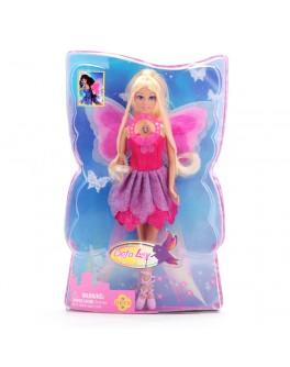 Кукла Defa Lucy Фея со светящимися крыльями (8196)