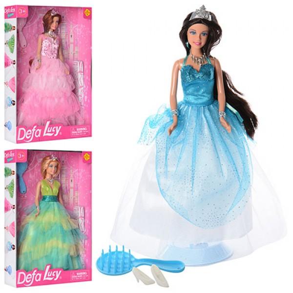 Кукла Defa Lucy Принцесса пышном платье (8275) купить в Днепре