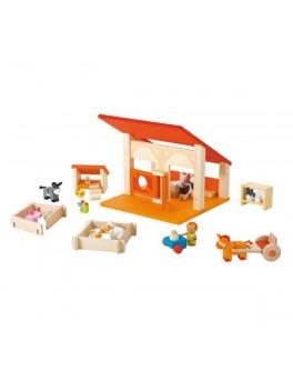 Домик для кукол Конюшня - Kklab 82506