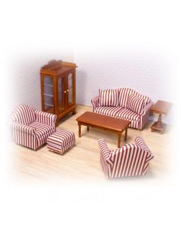 Мебель для домика - Гостиная комната Melissa & Doug - MD 2581