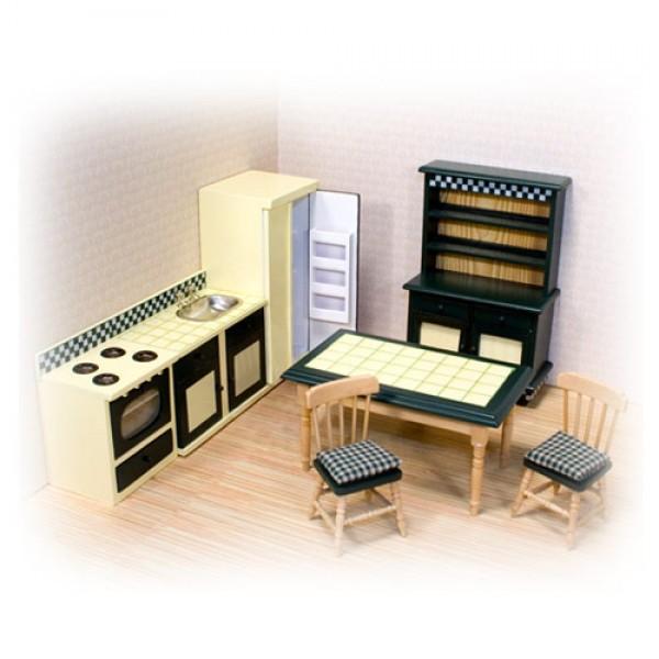 MD2582 Kitchen Furniture (меблі)