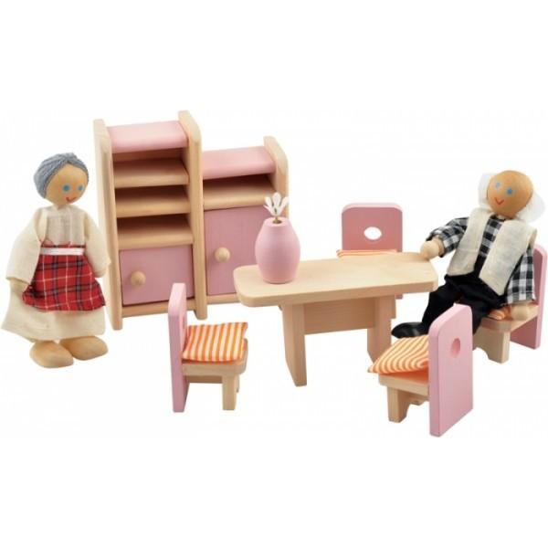 фото Набор мебели для кукол Столовая - Der 273