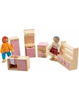 """Набор мебели для кукол """"Кухня"""" - Der 272"""