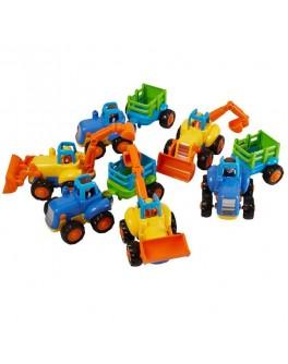 Моя первая машинка  Спецмашина, Huile Toys