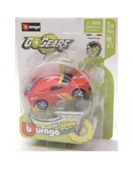 Автомодели серии GoGears Покорители скорости  18-30270  Bburago