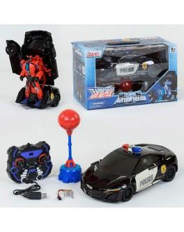 Іграшка Машина-трансформер на радіокеруванні Автобот-боксер (ТТ 688 A)