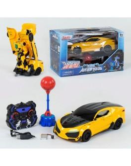 Іграшка Машина-трансформер на радіокеруванні Автобот-боксер (TT 687)