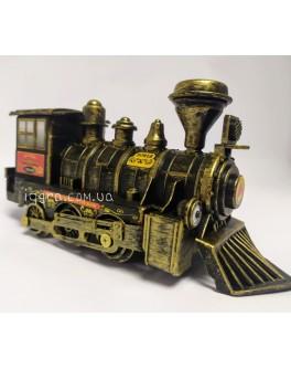 Іграшка Потяг металевий світло, звук (833)