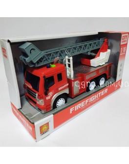 Іграшка Wenyi Машинка інерційна Пожежна машина (WY 350 B)