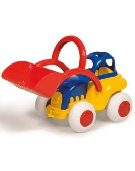Трактор с ковшом в коробке, 19 см Viking Toys - kklab 81232