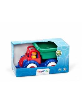 Грузовик с двумя фигурками в коробке Viking Toys - kklab 81250