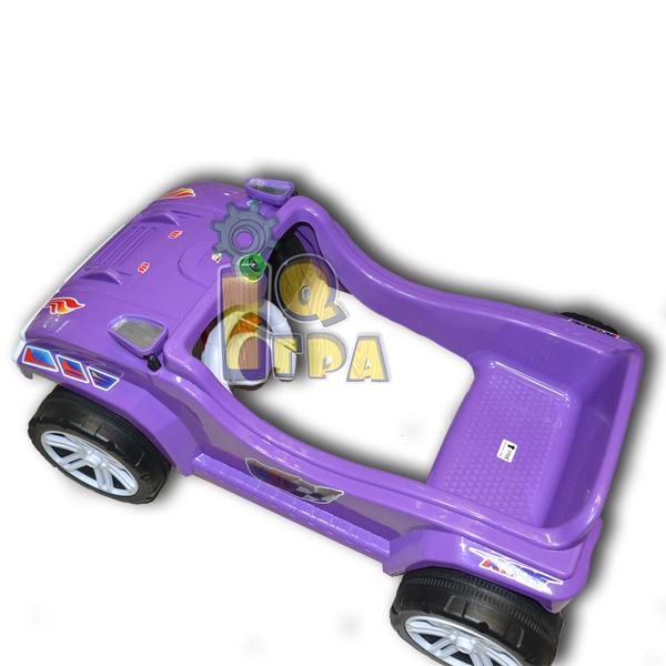 фото Машина для катания педальная ХАММЕР 792 - MLT 792