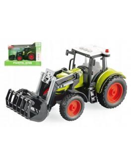 Іграшка Wenyi Машинка інерційна Трактор Бульдозер 1:16 (WY 901)