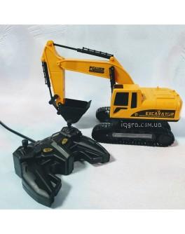 Машинка на радіокеруванні Екскаватор Remote Control Excavator (6060 E)