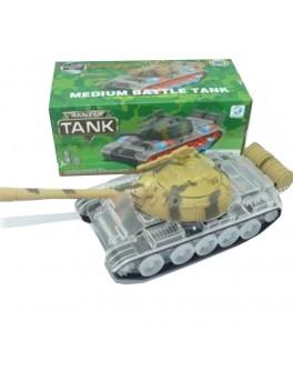 Танк-перевертыш 16.5х12 см - mlt 2058a
