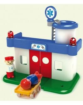 Набор больница  5570 Viking Toys - Kklab 5570