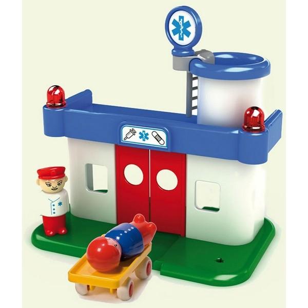 фото Набор больница  5570 Viking Toys - Kklab 5570