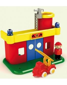 Пожарная станция  5565 Viking Toys - Kklab 5565