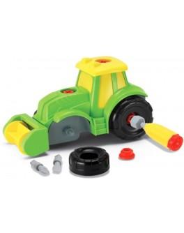 Трактор. Конструктор Build Play Keenway (K11939) - SGR K11939