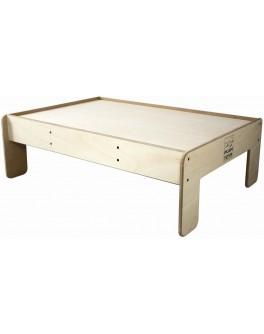 Деревянный Игровой стол 80?120 см Plan Toys (8247) - plant 8247