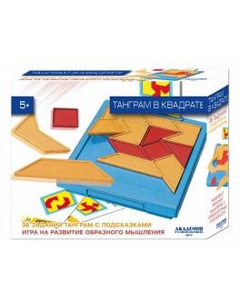 Игровой набор Танграм в квадрате (8110) - kklab 8110