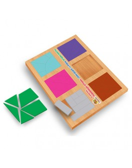 Сложи Квадрат 3 уровень Кубики Никитина