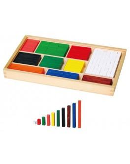 Набір для навчання Математичні палички Кюїзенера Viga Toys - afk 56166
