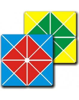 Квадрат Воскобовіча 4-х кольоровий - vos_017