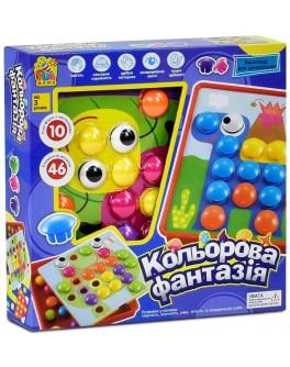 Мозаика Цветная фантазия Fun Game (7033) - igs 7033