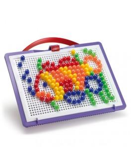 Мозаика на 140 фишек. Quercetti Развивающая игрушка