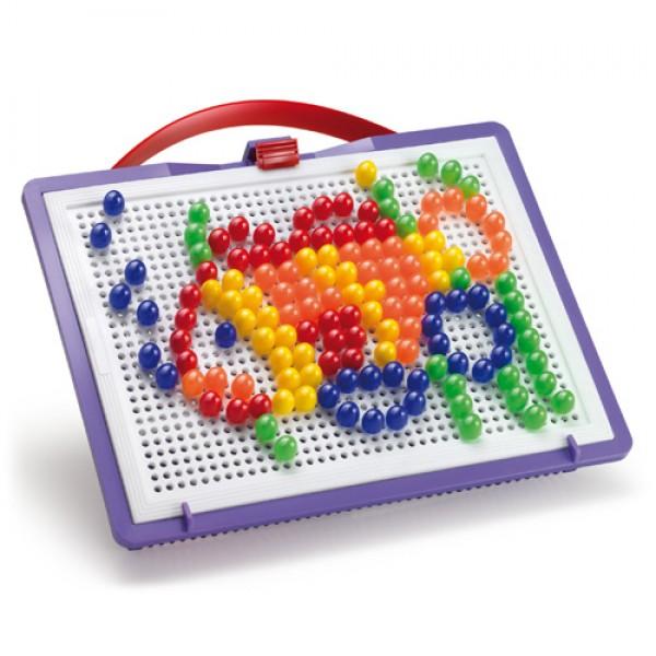 фото Мозаика на 140 фишек. Quercetti Развивающая игрушка - KDS 0922-Q