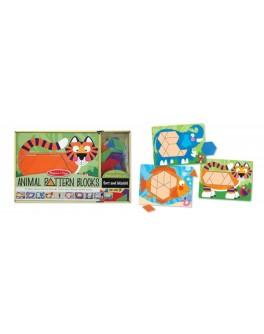 Мозаика Животные Melissa Doug Развивающая игрушка - MD 4382