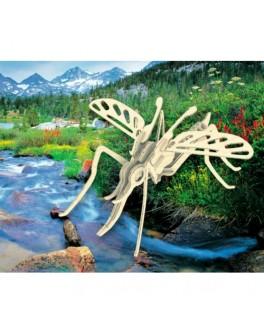 Объёмные пазлы из дерева Москит - Der e020