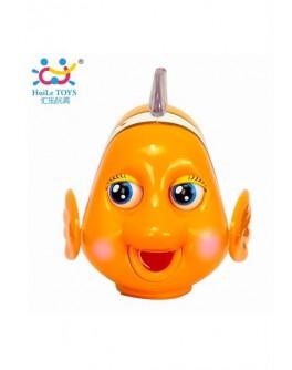 Игрушка Рыбка клоун, Huile Toys