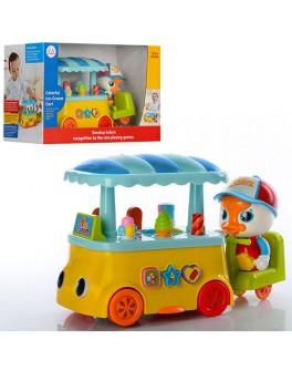 Игровой набор Кафе на колесах Huile Toys (6101)