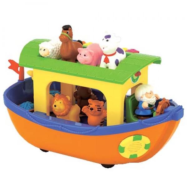 Фото игрового набора ноев ковчег Kiddieland preschool