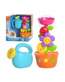 Музыкальная игрушка Цветок в горшочке WINFUN 7104 NL - mpl 7104 NL